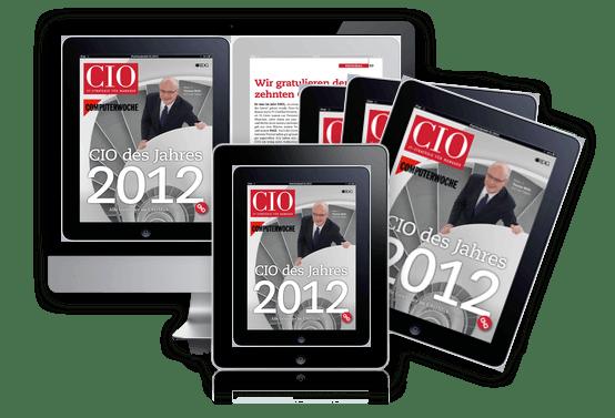 CIO-Magazin zum CIO des Jahres 2012