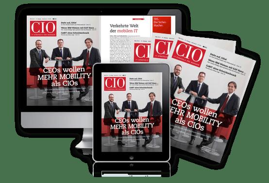 CEOs wollen mehr Mobility als CIOs