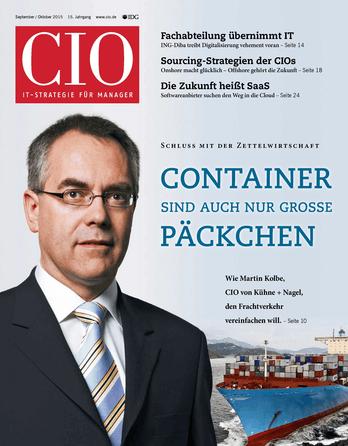 Container sind auch nur große Päckchen