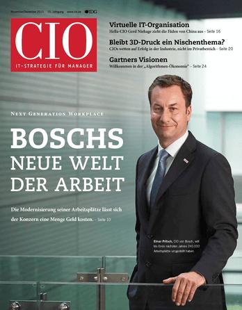 Boschs neue Welt der Arbeit