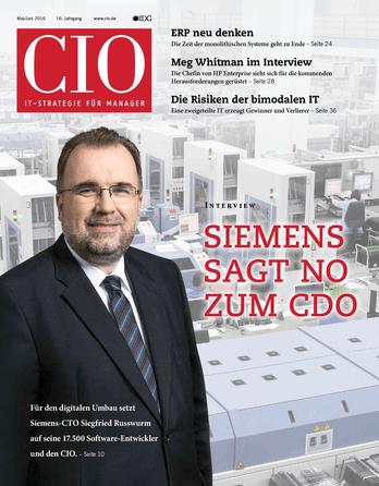 Siemens sagt No zum CDO