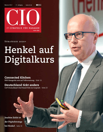 Strategie 2020: Henkel auf Digitalkurs